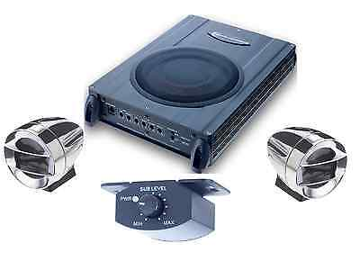 """Amplified Sound Experience """"The System 1"""" Speaker System by Custom Autosound *b"""