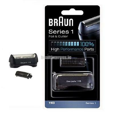 Braun 11B Replacement Foil & Cutter Series 1 CombiPack