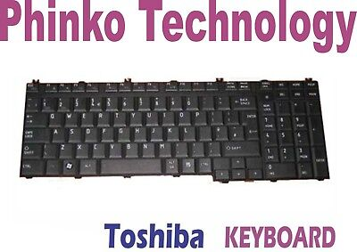 US Keyboard for Toshiba Satellite L500 L500D L505 P300 A500 A505