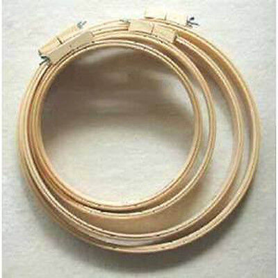 Wooden Quilting Hoop Different Sizes Available!