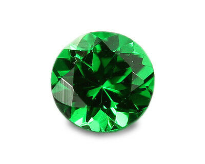 0.15 Carats Natural Tsavorite Loose Gemstone - Round