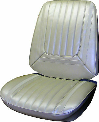 1969 Buick Skylark Custom/gs 350-400 Bucket Seat Covers Pair 5 Colors Available