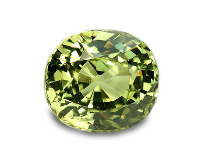 2.52 Carats Natural Chrysoberyl Loose Gemstone - Cushion