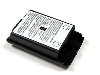 New Replacement Black Battery Pack Cover Shell for the Xbox 360 Controller