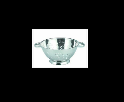 Stainless Steel Colander /Drainer / Strainer MEDIUM 5Lt