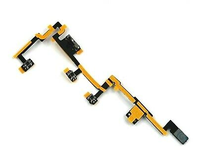 For iPad 2 Power Volume Mute Button Switch Flex Cable Replacement Part 3g Wifi