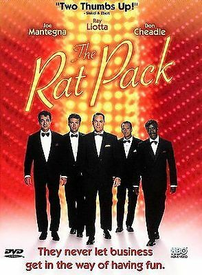 The Rat Pack (DVD, 1998) - NEW!!