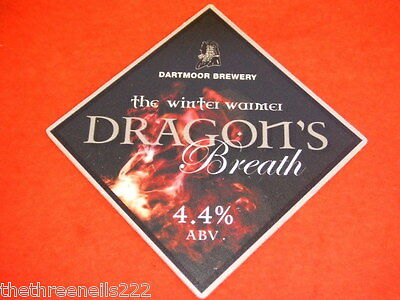 Beer Pump Clip - Dragon's Breath