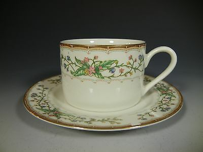 Farberware Fine China WELLESLEY 486 Katherine Babanowsky Cups/Saucers