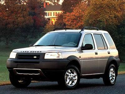 Manual De Taller O Reparacion Land Rover Freelander
