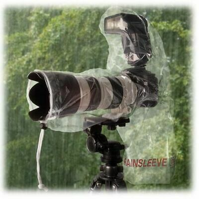 Op/Tech Optech Rainsleeve Flash - Twin Pack **Weather seal your SLR with FLASH**
