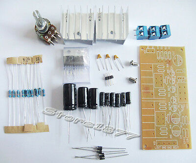 TDA2030A Audio Amplifier Amp board DIY Components kit SZSP06