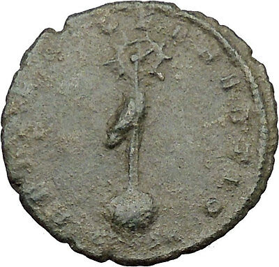 CONSTANTIUS II Constantine the Great son  Ancient Roman Coin Phoenix i31670