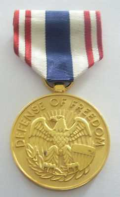 Defense Of Freedom Medal