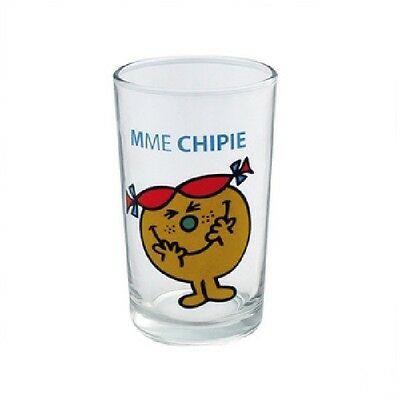 Verre Monsieur Madame : Mme Chipie - Avenue of the Stars (Neuf)