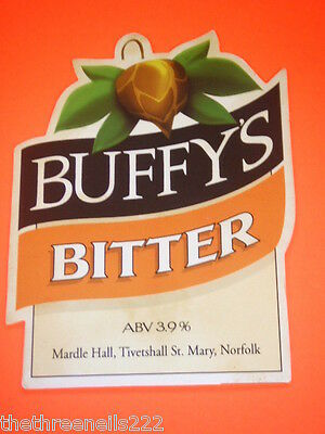 Beer Pump Clip - Buffy's Bitter