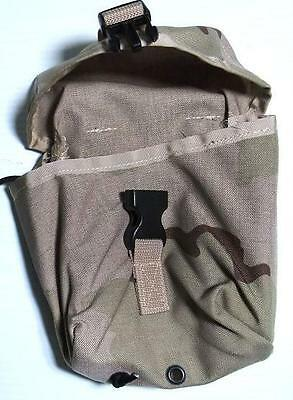 IFAK POUCH WITH INSERT DESERT CAMO USMC NEW IN WRAPPER NEVER ISSUE ORIGINAL ITEM
