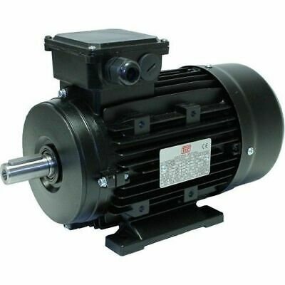 0.55 KW 3/4 HP Three (3) Phase Electric Motor 2800 RPM 2 Pole .55KW 3/4 HP
