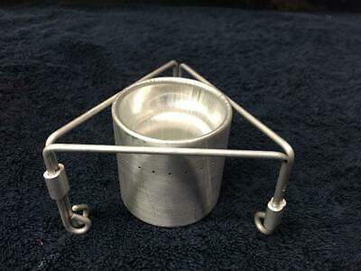 "White Box Alcohol Stove ""next Generation"" Backpacking Stove With Windscreen"