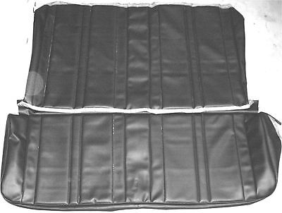 1969 BUICK SKYLARK /GS-350 STANDARD REAR BENCH SEAT COVER  3 COLORS AVAILABLE