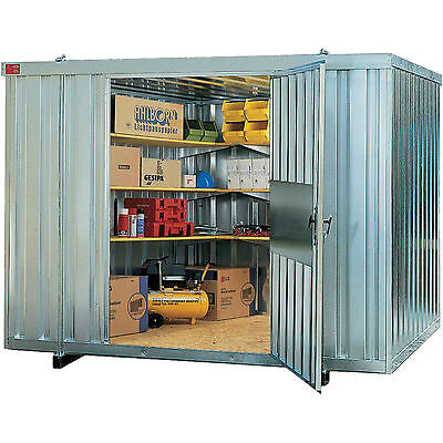 Lagercontainer, Materialcontainer, Container, 2985 x 2350 x 2196 mm