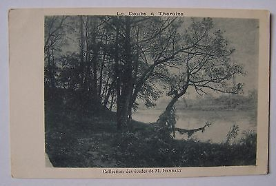 T65 - CPA THORAIZE THORAISE le Doubs (Etude M. Isembart)