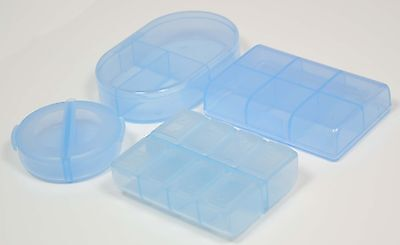 Pill and Tablet Holders / Boxes Assortment