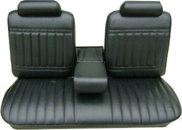1971-72 BUICK SKYLARK /GS-350 DELUXE FRONT BENCH SEAT COVER w/o ARMREST 8 COLRS