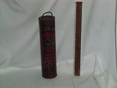 Fireen Fire Extinguisher Powder Allentown, Pa Early 1900's