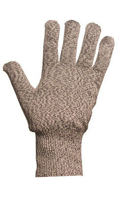Butchers Fisherman's Filleting Chefs DIY Glove Stainless Steel Fibre size LARGE