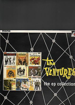 THE VENTURES - the ep collection LP