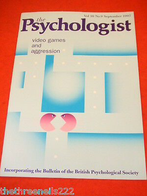 The Psychologist - Video Games & Aggression - Sept 1997