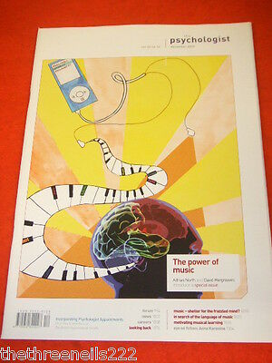 The Psychologist - The Power Of Music - Dec 2009