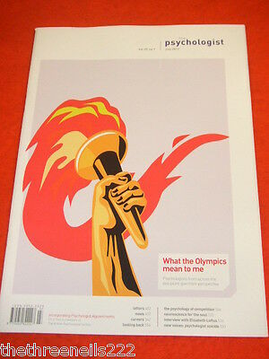 The Psychologist - The Olympics - July 2012