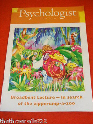 The Psychologist - Broadbent Lecture - May 2000