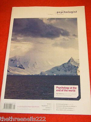The Psychologist - At The End Of The World - Jan 2011