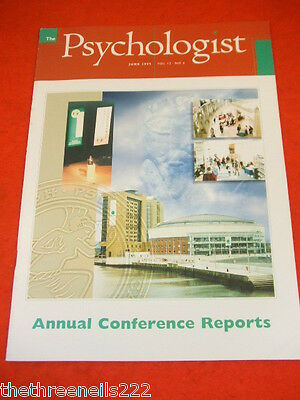 The Psychologist - Annual Conference Reports - June 1999