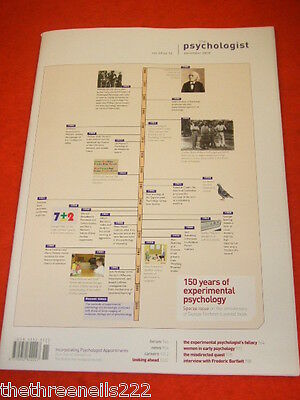 The Psychologist - 150 Years Of - Dec 2010