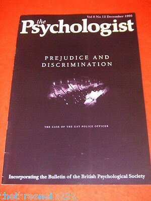 The Psychologist - Case Of The Gay Police Officer - Dec 1995