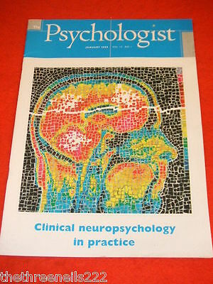 The Psychologist - Clinical Neuropsychology - Jan 2000