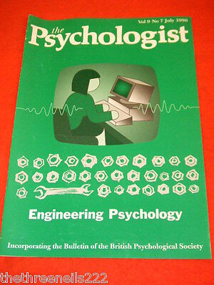 The Psychologist - Engineering Psychology - July 1996