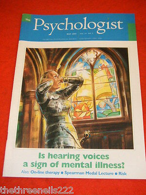 The Psychologist - Hearing Voices - May 2001
