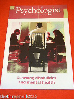 The Psychologist - Learning Disabilities - May 1999