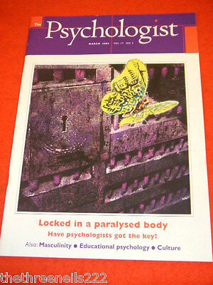 The Psychologist - Locked In A Paralysed Body - March 2004
