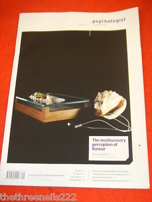 The Psychologist - Multisensory Perception Of Flavour - Sept 2010