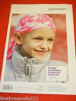The Psychologist - Psychological & Physical Health Care - March 2012