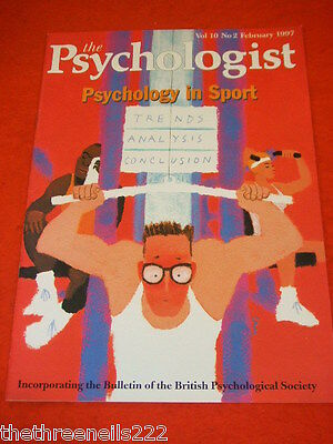 The Psychologist - Psychology In Sport - Feb 1997