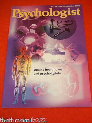 The Psychologist - Quality Health Care - Sept 1998