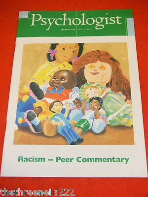 The Psychologist - Racism - March 1999