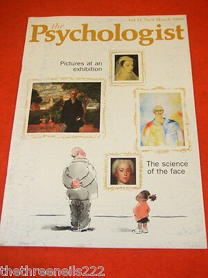 The Psychologist - Science Of The Face - March 1998